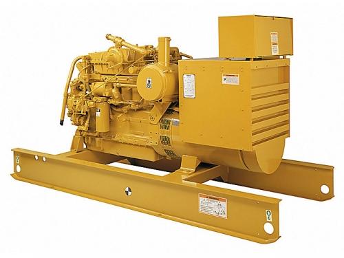 卡特彼勒G3306燃气发电机组