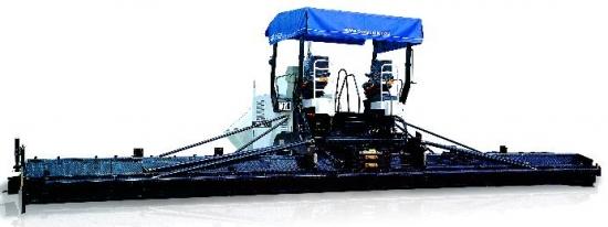 中联重科LTU120D/G沥青摊铺机