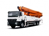 中联重科ZLJ5339THB 49X-6RZ混凝土泵车