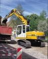 利勃海尔R313Litronic履带式挖掘机