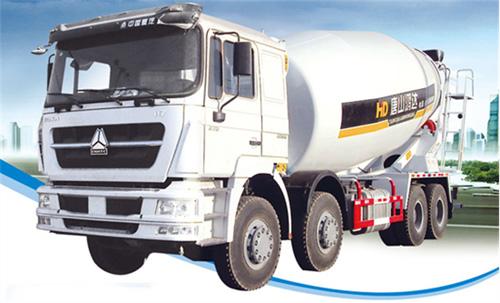 唐鸿重工XT5318GJBH736豪卡搅拌运输车