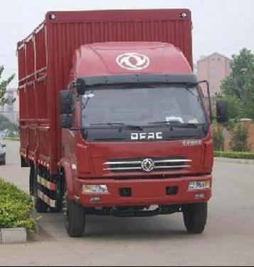 楚飛東風牌EQ5160CCQ12DFAC型倉柵式運輸車