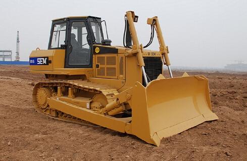山工SEM816推土机