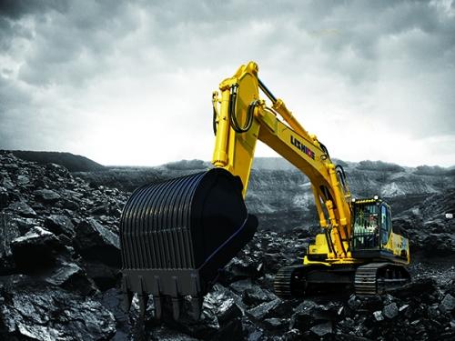力士德SC5030节能挖掘机