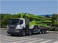 中联重科ZLJ5540THBSE 63X-6RZ泵车
