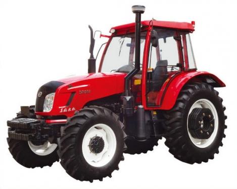 东风农机1254型轮式拖拉机