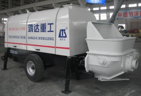 鸿达HBT80S1813-145R拖泵