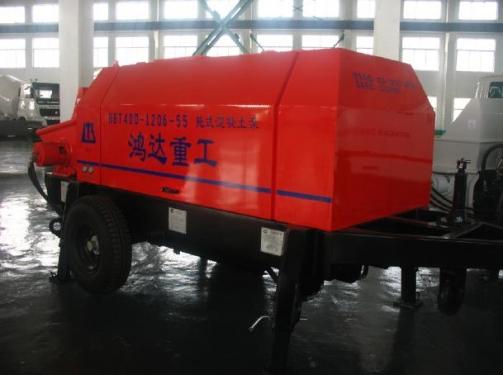 鸿达HBT40D1206-55拖泵