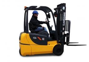 柳工CLG2015AT电动平衡重式叉车