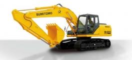 住友SH210-5液压挖掘机