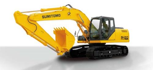 住友SH210-5液壓挖掘機