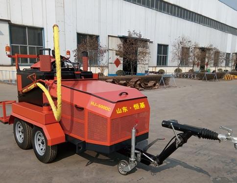 恒基HJ-500DC路面灌缝机