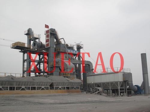 无锡雪桃PRD2000沥青混合料热再生搅拌设备