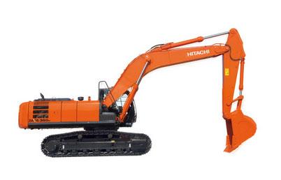 日立ZX360H-5G挖掘机