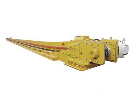三一重工SGZ900/1050型刮板输送机