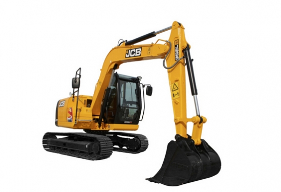 JCBJS85履带式液压挖掘机