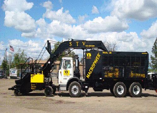 凯联-美国VSS  稀浆封层车上料机
