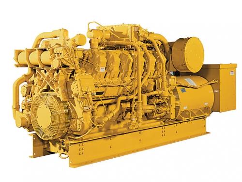 卡特彼勒G3512A燃气发电机组