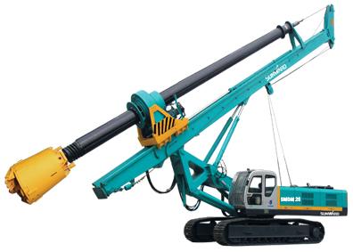山河智能SWDM20旋挖钻机
