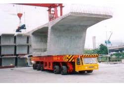 大方DCY125型动力平板运输车