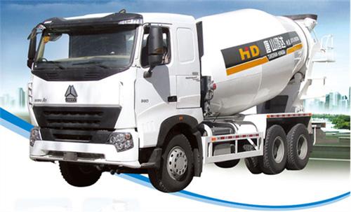 唐鸿重工XT5250GJBA7**L豪泺系列搅拌运输车