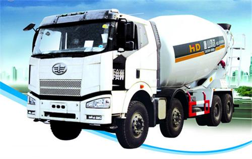 唐鸿重工XT5311GJBCA**欧曼系列搅拌运输车