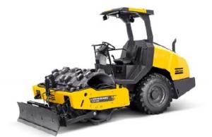 阿特拉斯·科普柯Dynapac CA1300PD(带铲土器)单钢轮压路机