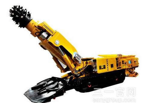 三一重工EBZ160S半煤巷掘进机
