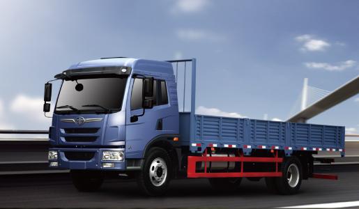 青岛解放龙V 4×2载货车(城际物流 国Ⅳ)