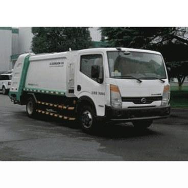 中联重科ZLJ5080ZYSE4压缩式垃圾车