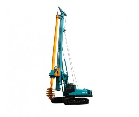 山河智能SWDM220旋挖钻机