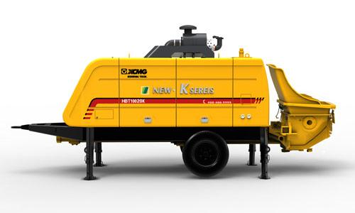 徐工HBT10020K拖泵