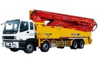 徐工HB56A混凝土泵车