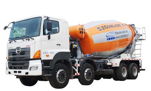 中联重科E系列ZLJ5256GJB3搅拌运输车