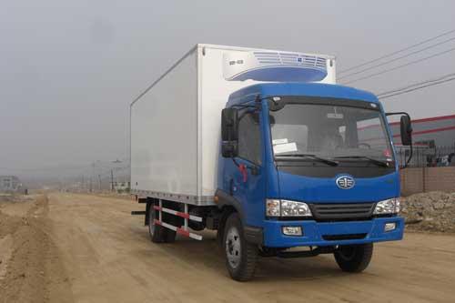 楚飞解放冷藏车-CA1168PK2L2EA80