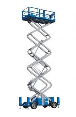 吉尼GS-5390 RT自行式剪型高空作业平台