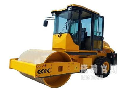 隆瑞机械LRY40驾驶式单钢轮压路机