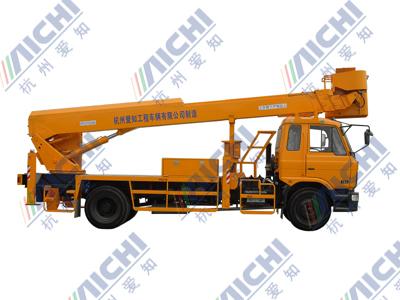 杭州爱知HYL5112JGK伸缩臂式高空作业车