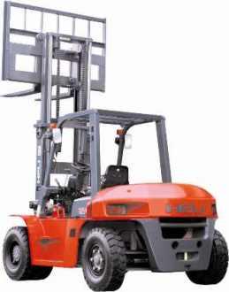 合力H2000系列5-10吨平衡重式内燃叉车