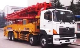 赛通重工HB48泵车