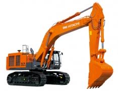 原装日立ZX670LCH-5G(BE)挖掘机