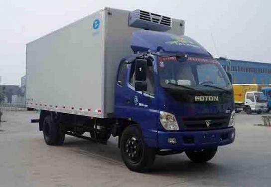 楚飞福田BJ1151VKPFK-S冷藏车