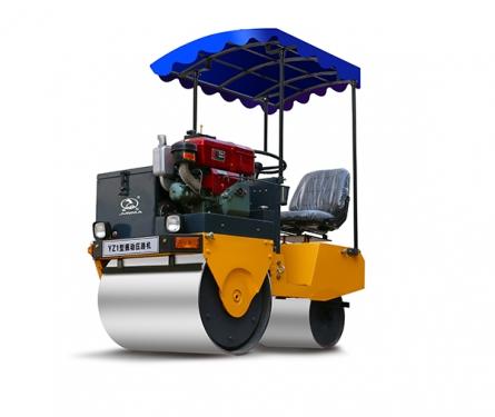 骏马YZ1双钢轮振动压路机