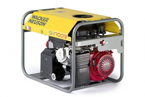 威克诺森GV 系列便携式发电机