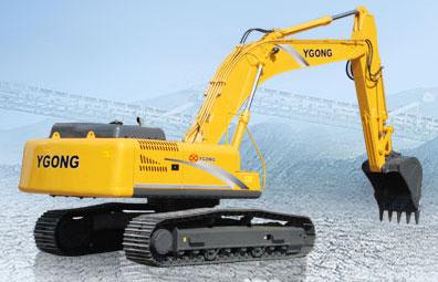宜工CY230LC-8履带挖掘机履带挖掘机