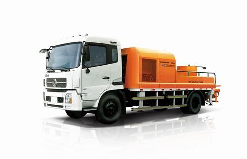 中联重科ZLJ5121THB(195-22)混凝土车载泵