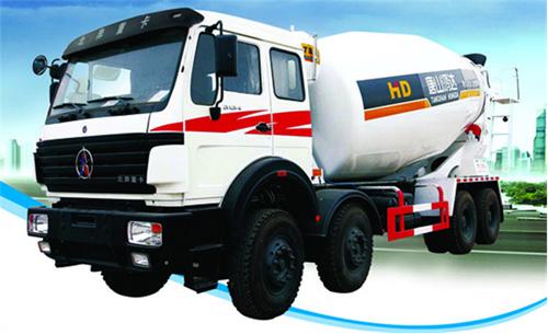 唐鸿重工XT5314GJBND35N北奔搅拌运输车