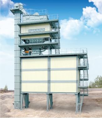 东南机械LBP系列沥青混合料搅拌设备沥青搅拌设备