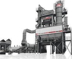 中交西筑J2000集装箱式沥青混合料搅拌设备