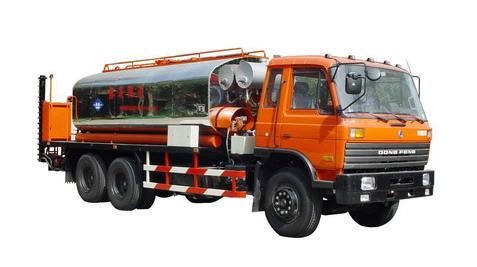 郴筑CZL5210GLQ智能型沥青洒布车